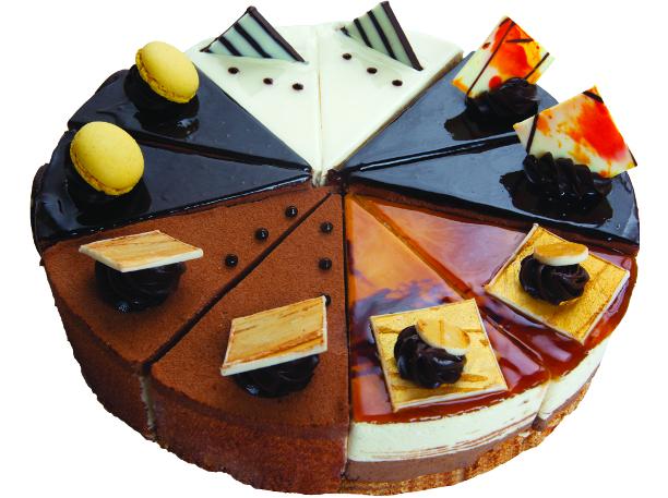торт ассорти рецепт с фото